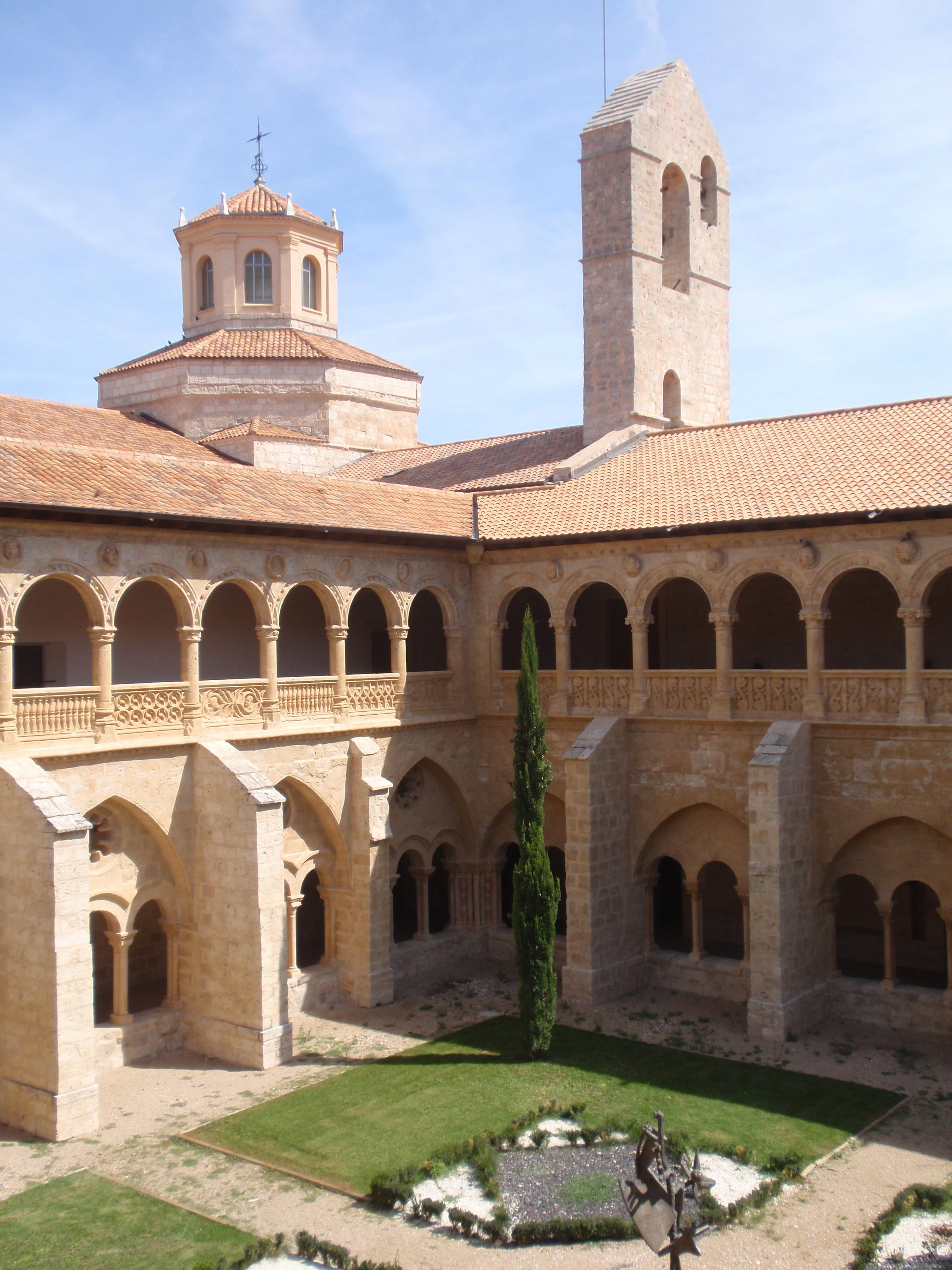 Monasterio De Santa Maria De Valbuena Ruta Del Vino Ribera Del Duero