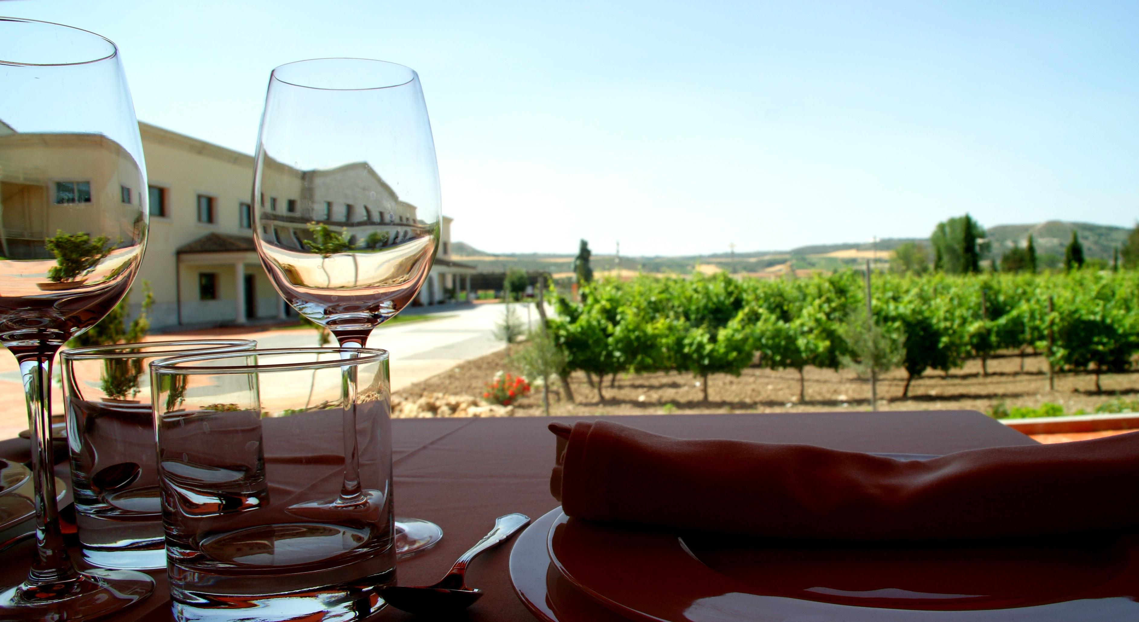 Restaurante La Espadaña Ruta del Vino Ribera del Duero
