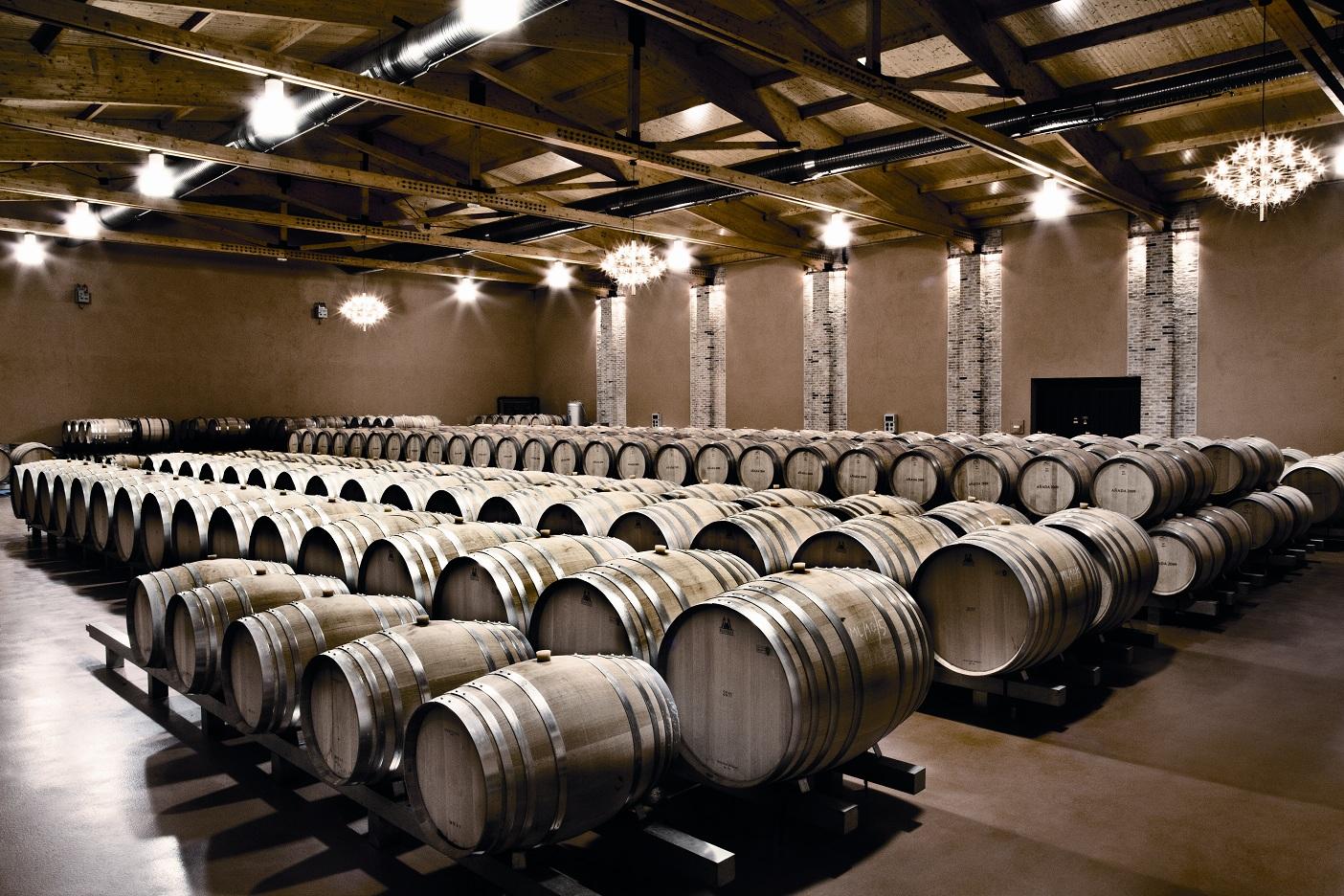 Bodegas Emilio Moro Ruta del Vino Ribera del Duero