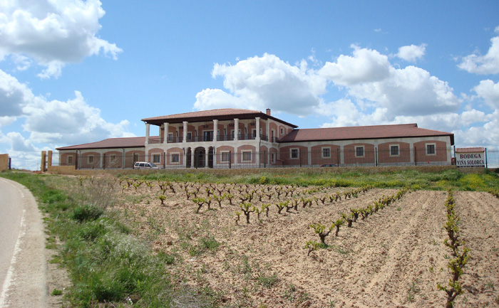 Bodegas vi a solorca ruta del vino ribera del duero - Bodegas de vino en valencia ...