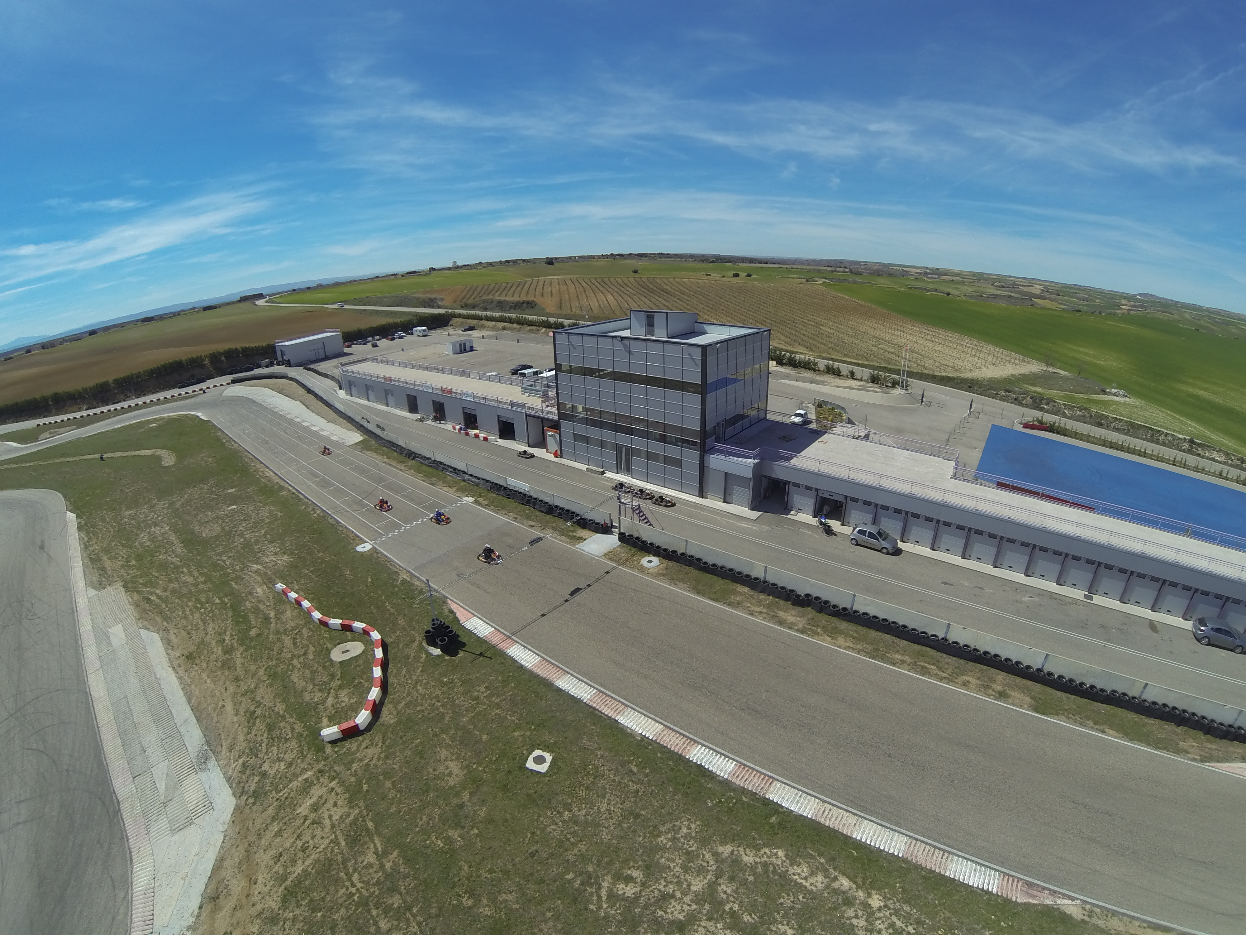 Circuito Kotarr : Circuito de velocidad kotarr ruta del vino ribera del duero