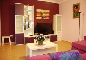 Casa Rural Maribella: Salón