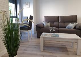 Aranda Apartments Living Room