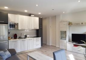 Aranda Apartments Kitchen