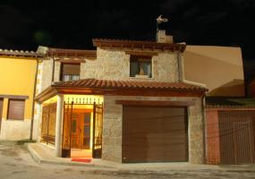 Casa Rural Maribella: Fachada