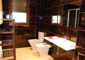 Casa Rural Maribella: Baño