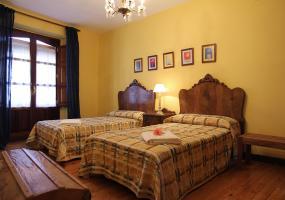 Casa Gomelia I: Habitación