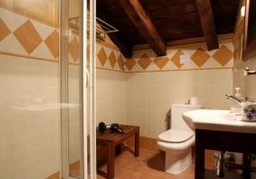 Casa Gomelia II: Baño