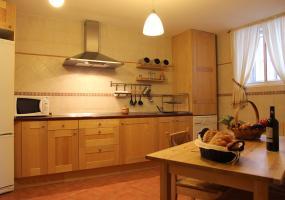 Casa Gomelia I: cocina