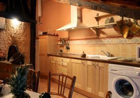 Casa Gomelia II: Cocina