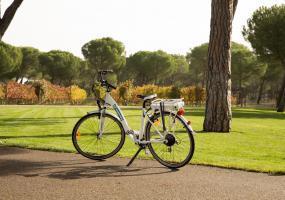Finca Villacreces Bicicleta eléctrica