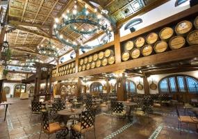 Hotel Tudanca Aranda: Cafetería
