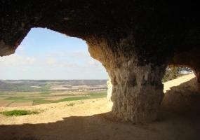 Cueva del Hermano Diego. Fuente: jesusantaroca.wordpress.com