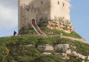 Castillo Arriba Curiel de Duero