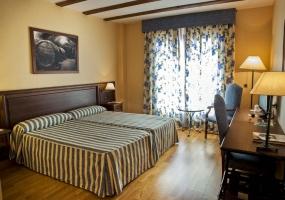 Hotel Tudanca Aranda: Habitación Doble