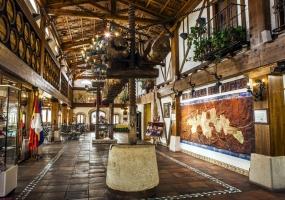Hotel Tudanca Aranda: Hall Hotel