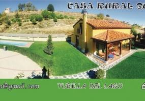 Casa Rural Quintanilla - Tubilla del Lago