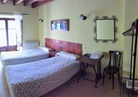 Habitación Doble Casa Azul de la Ribera del Duero