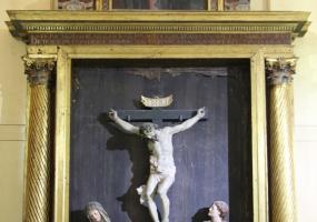 Interior Iglesia de San Pelayo