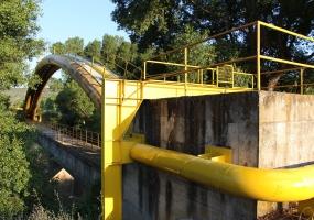 Sifón - Acueducto del Canal de Riaza