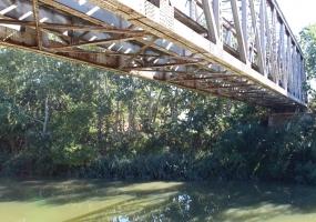 Puente Ferrocarril El Empecinado (Línea Valladolid - Ariza km. 66)