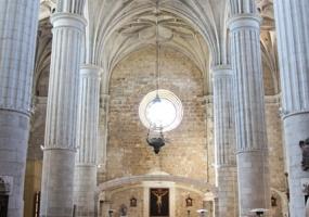 Ex Colegiata de Nuestra Señora de la Asunción de Roa de Duero