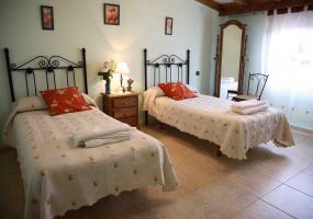 CASA RURAL LOS TULIPANES: Habitación