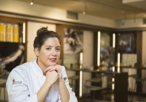 Gastroteca La Pícara Aranda de Duero: Chef Sandra Chicote