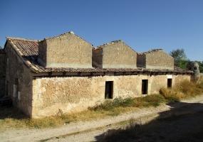 Lagar Triple Barrio de Bodegas Subterraneas de Vadocondes