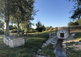 Villalba de Duero Humedales Carrascal Fuente del Orbe