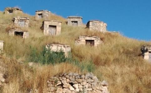 Aldea de San Esteban: Bodegas