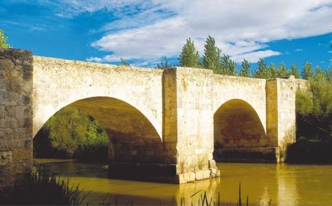 Langa de Duero Puente