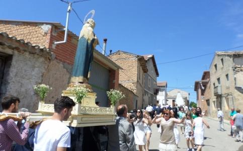 Zazuar: Danzando a la Virgen