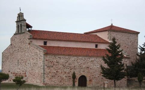 Honrubia de la Cuesta Ermita Virgen del Lirio