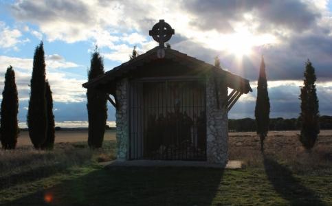 Quintanilla de Arriba: Ermita Cristo del Cabañón