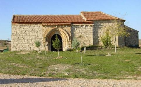 Tubilla del Lago: Ermita San Marcos