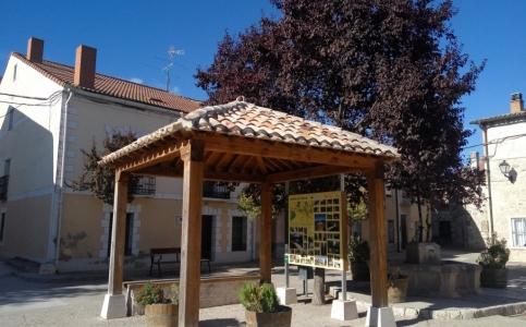 Quintanilla de Arriba: Fuente de los Tres Caños y senda