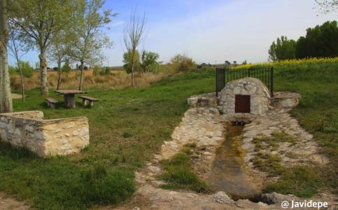 Villalba Fuente del Orbe