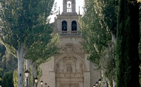 Fuentespina Ermita Santísima Trinidad