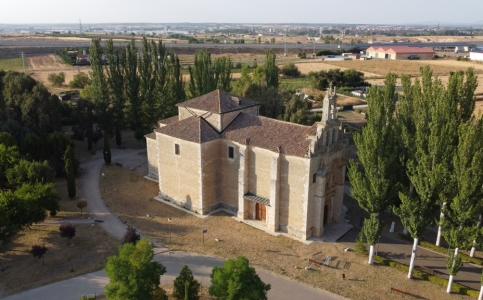 Fuentespina Ermita Parque de la Cañada