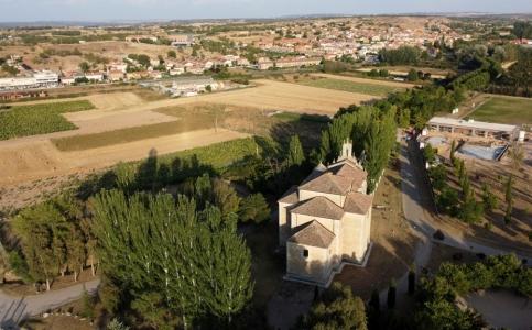 Fuentespina Ermita