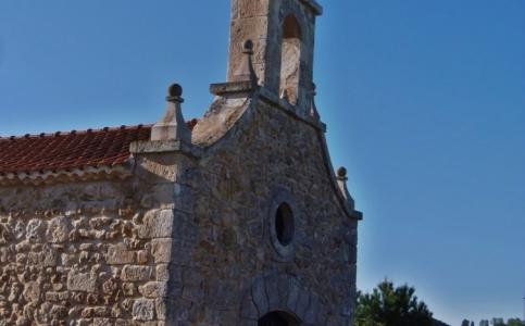 Castrillo de la Vega: Ermita de la Virgen de la Vega