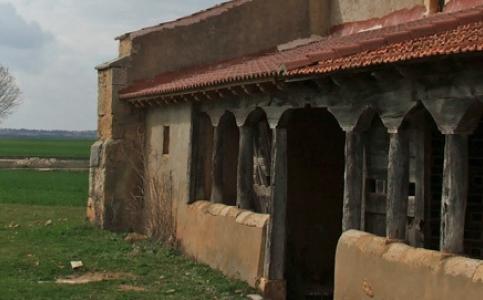 Iglesia Santiago Apóstol Zayas de Báscones