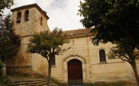Tubilla del Lago: Iglesia