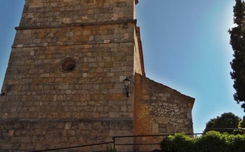 Castrillo de la Vega: Iglesia Santiago Apóstol