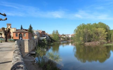 Vadocondes Río Duero