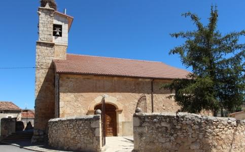 Hontangas: Iglesia San Juan Bautista