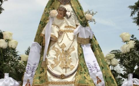 Honrubia de la Cuesta Virgen del Lirio