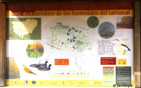 Villalba Ruta Humedales