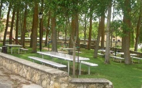 Tubilla del Lago: Parque